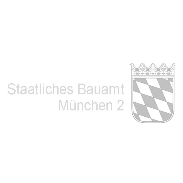 Logo Staatliches Bauamt München