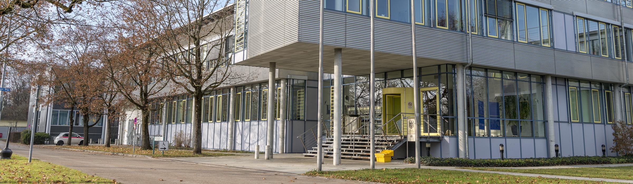 Gebäude Neuherberg Bundesamt für Strahlenschutz