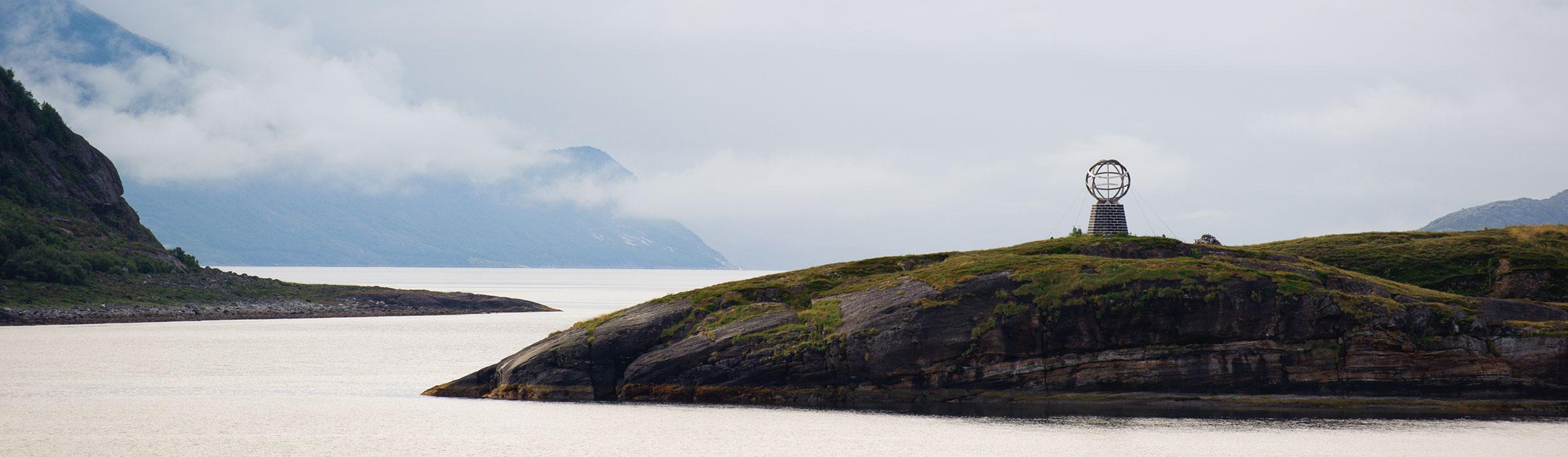 Nordkapp - Sommerreise mit Hurtigruten