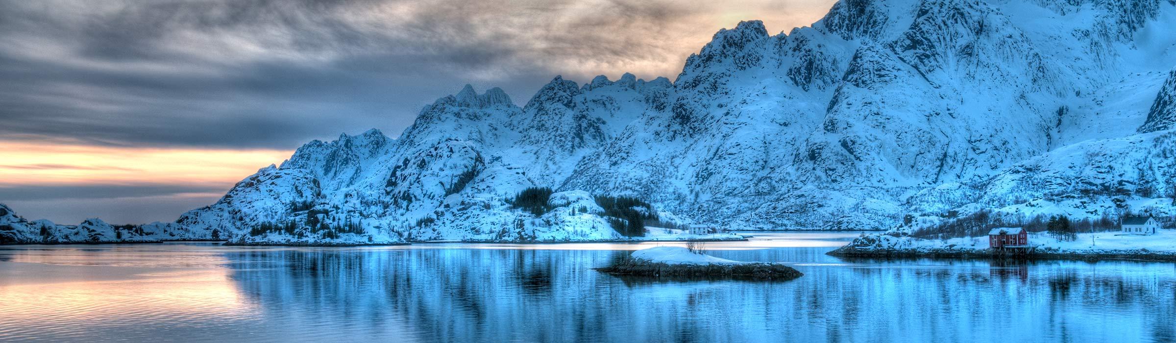 Winterreisen mit Hurtigruten
