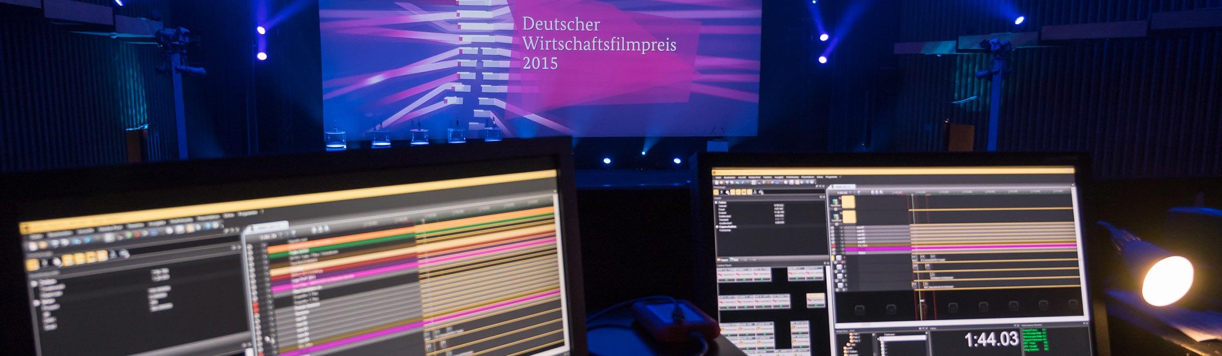 Deutscher Wirtschaftsfilmpreis - Referenz